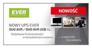 UPS EVER DUO AVR