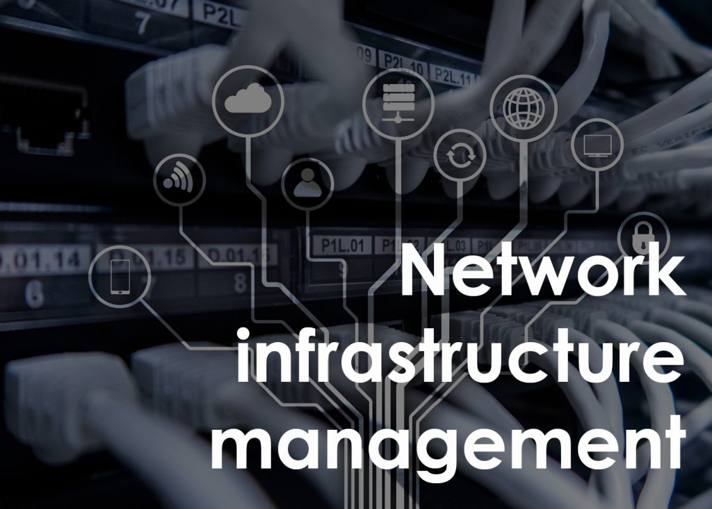 Network infrastructure management