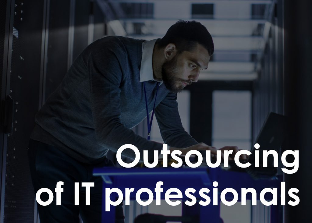 Outsourcing of IT professionals